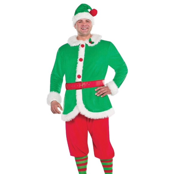 Other - North Pole Elf Costume
